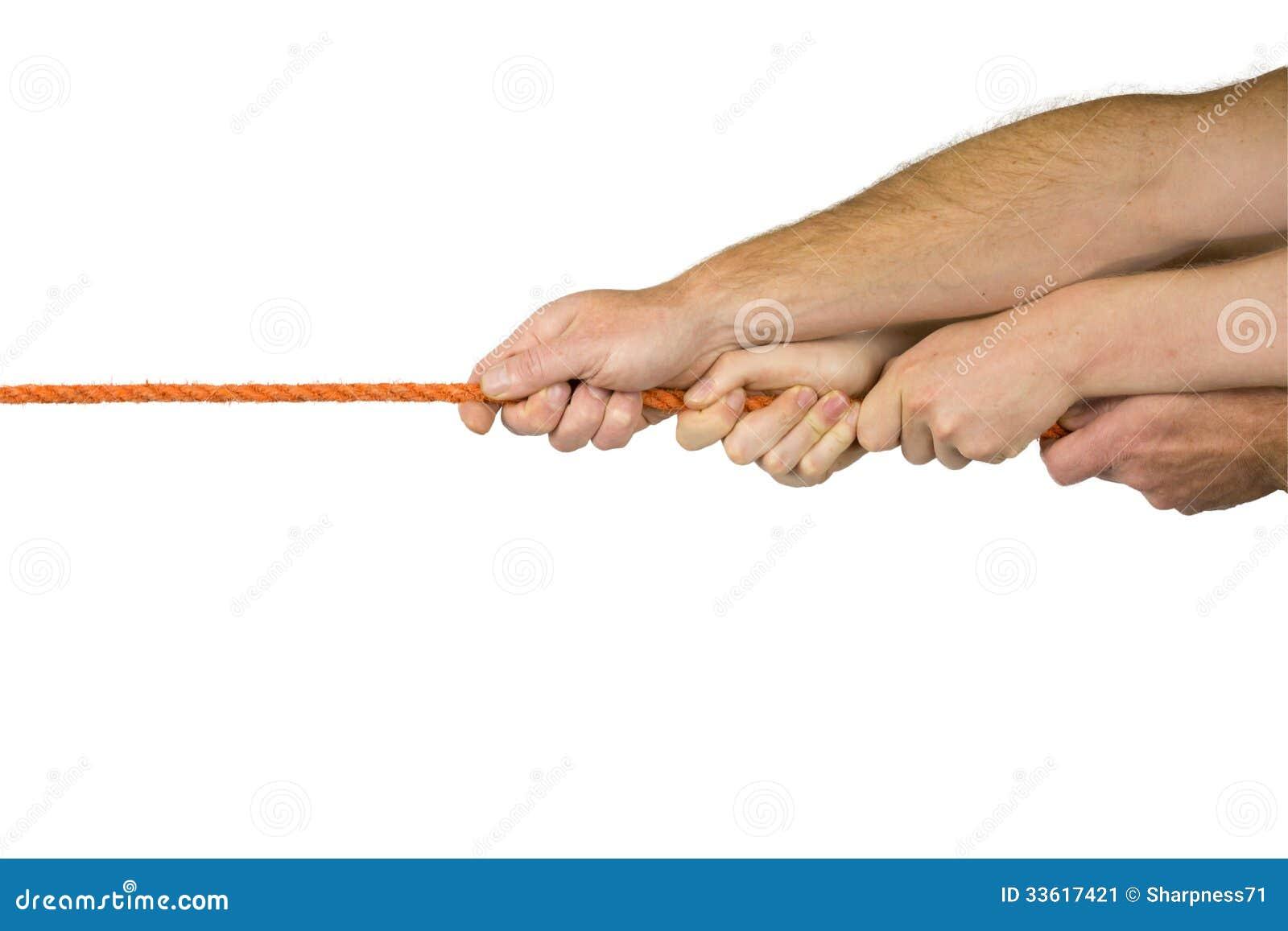 Rope Pulling Stock Ima...