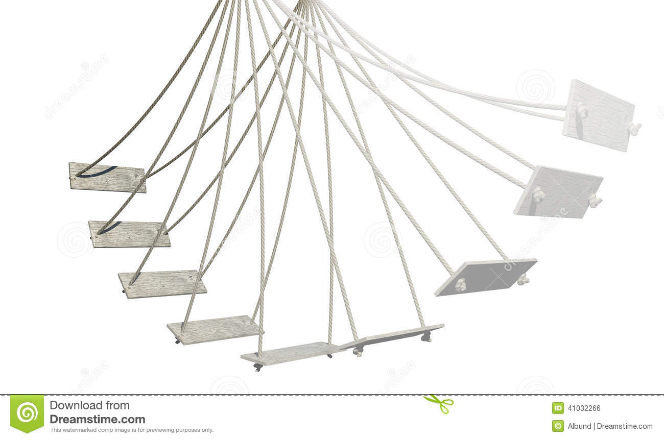 Rope swing motion path isolated stock photo image 41032266 for Rope swing plans