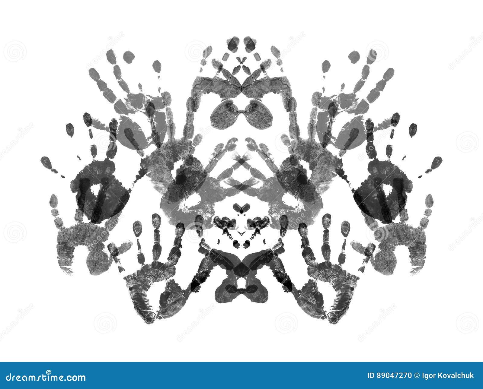 Rorshach测试样品