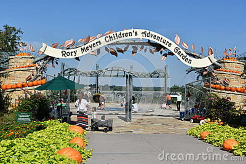 The Rory Meyers Children 39 S Adventure Garden At The Dallas Arboretum And Botanical Garden In