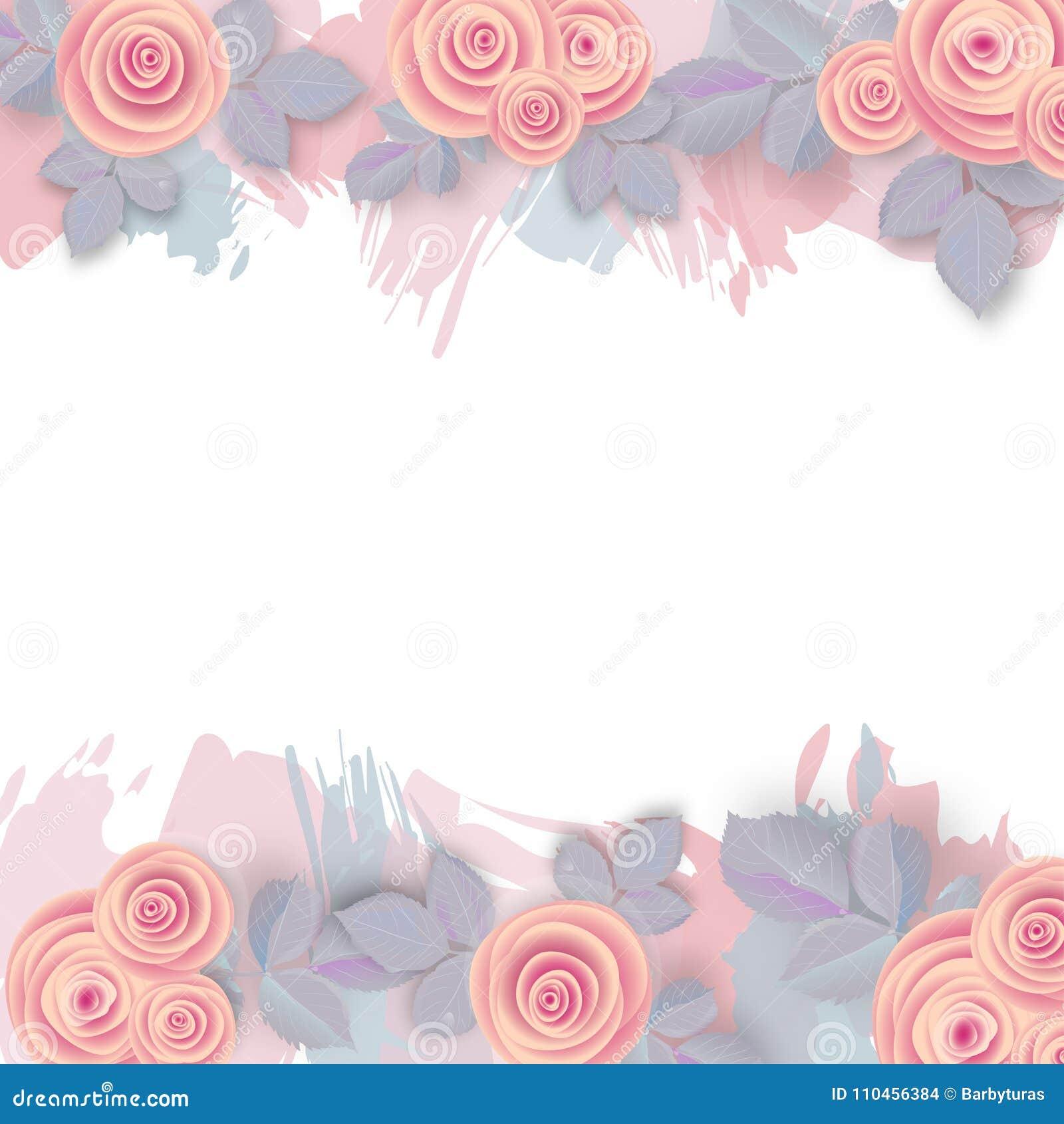 Rosa bakgrund med rosa slaglängder