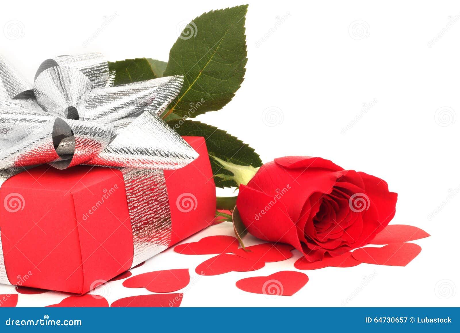 Rosa e regalo