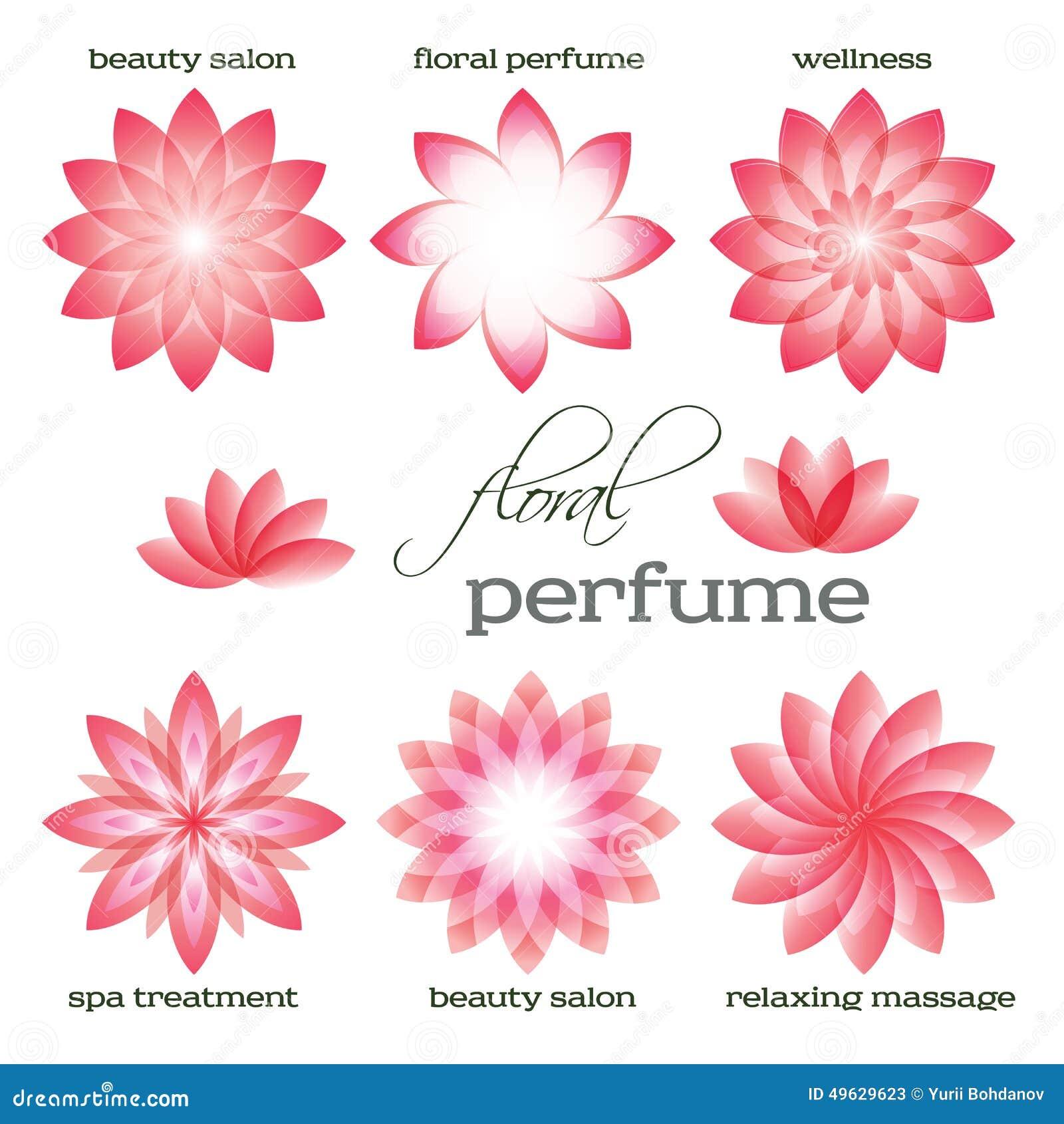 Rosa-fiore-insieme-logo-icona-floreale-aroma