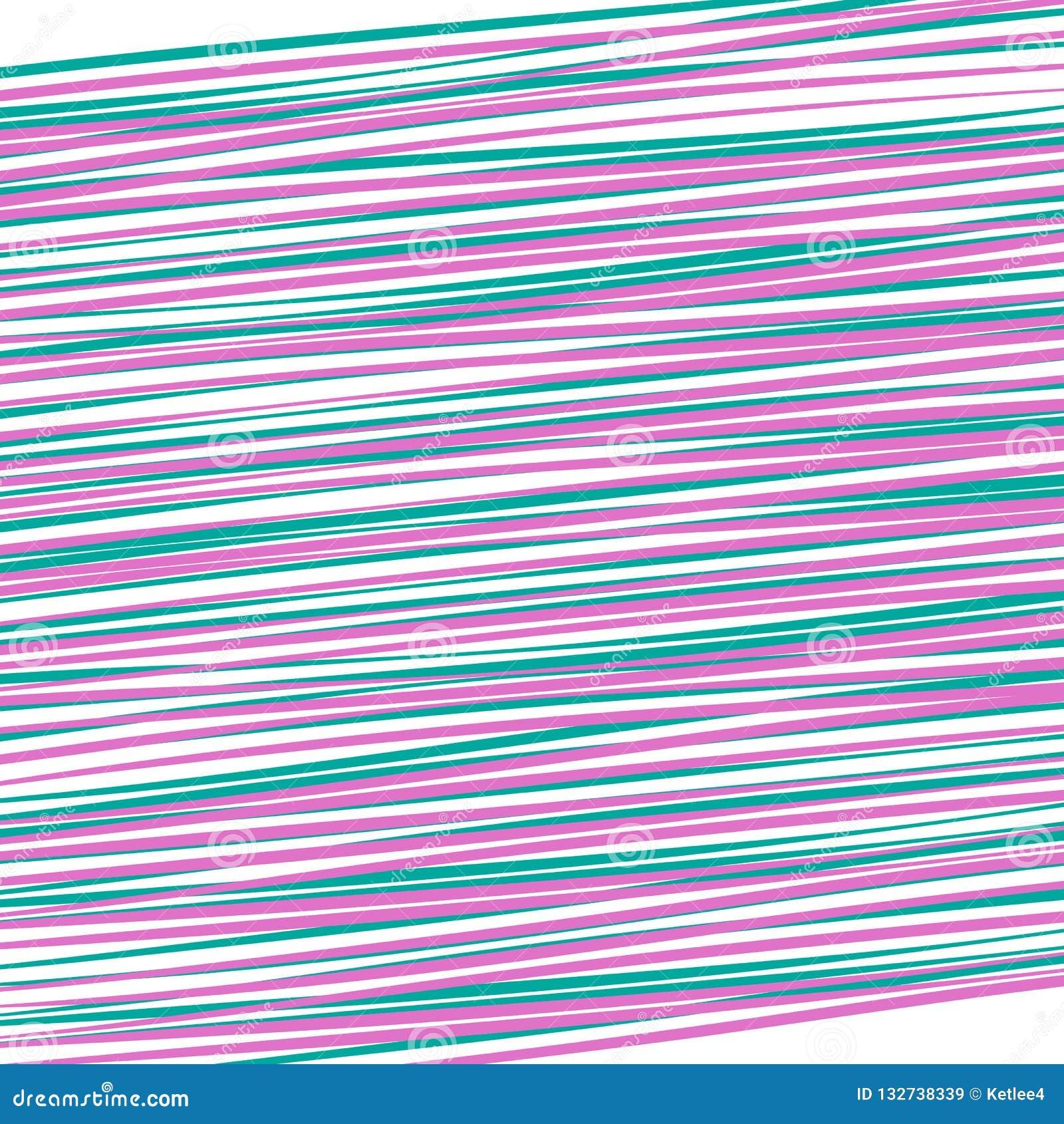 Rosa gráfico e linhas verdes da diagonal brilhante abstrata do fundo em uma dinâmica de teste padrão futurista do papel de parede