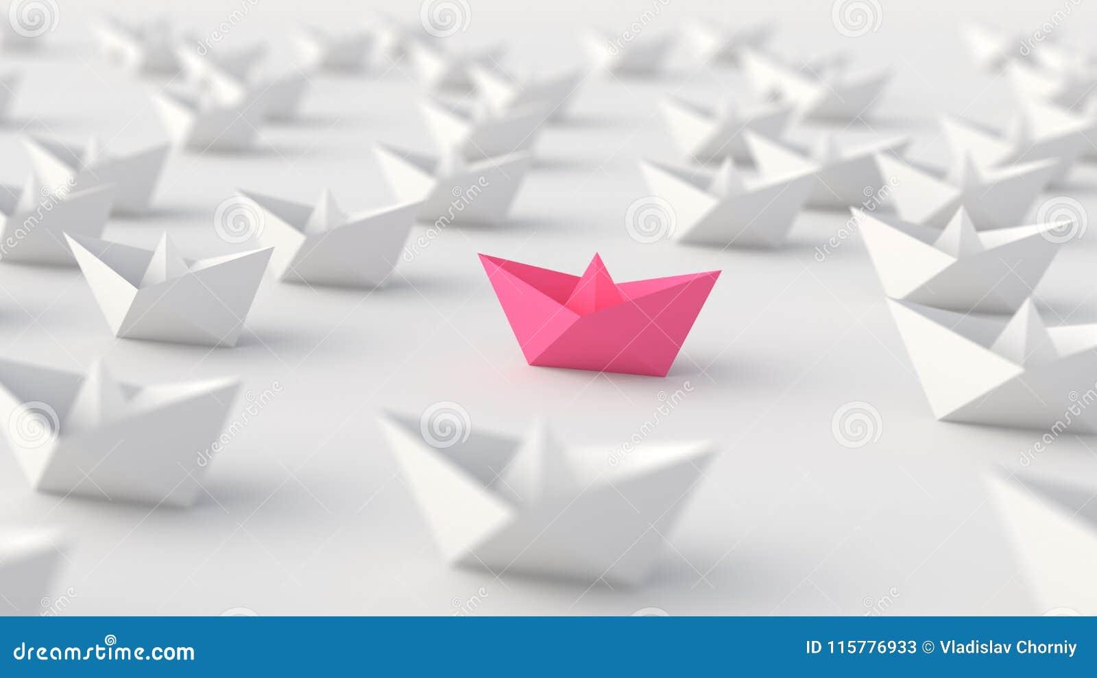 Rosa ledarefartyg