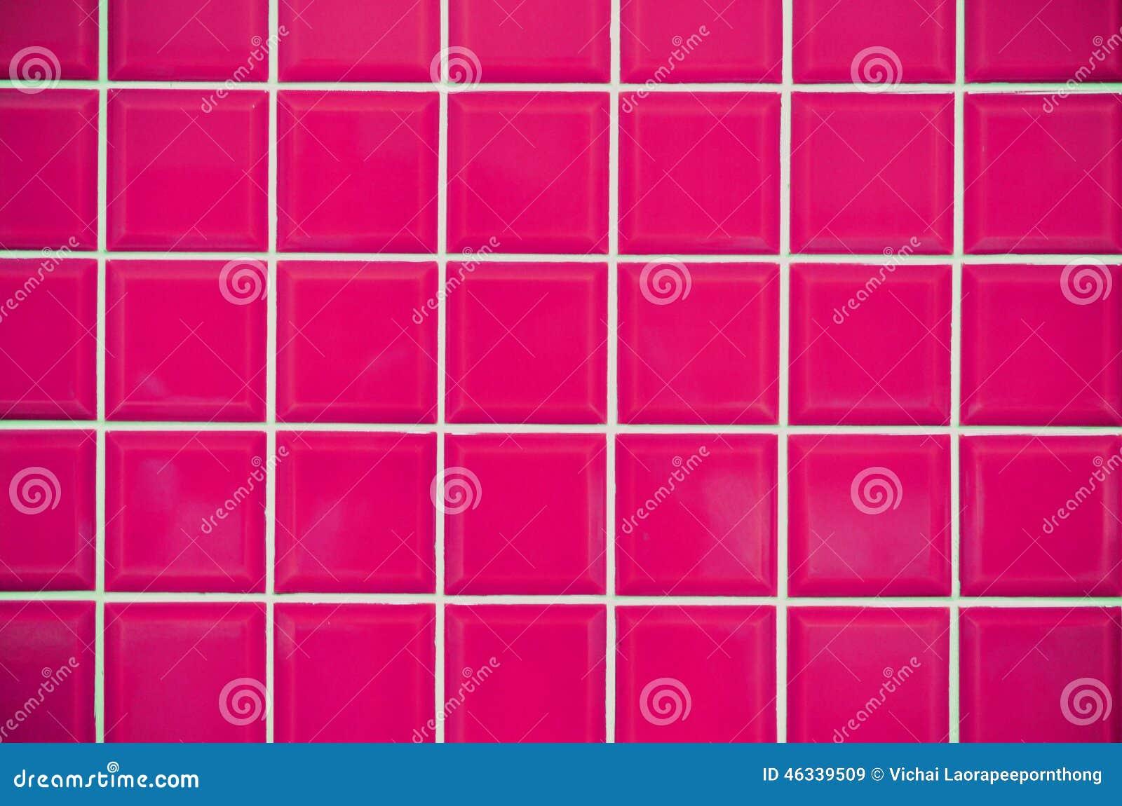 Rosa Mosaik Fliesen Beschaffenheit Stockbild Bild Von Embellish
