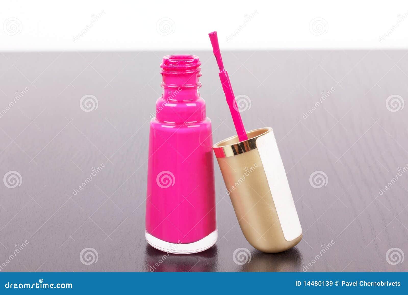 Rosa sticktabell för lacquer