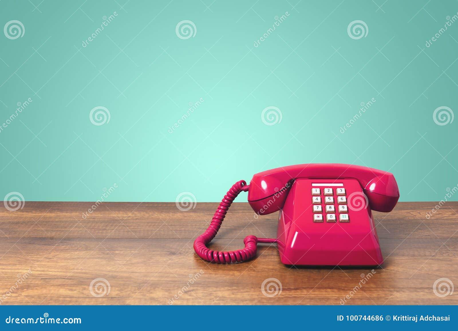 Rosa telefon