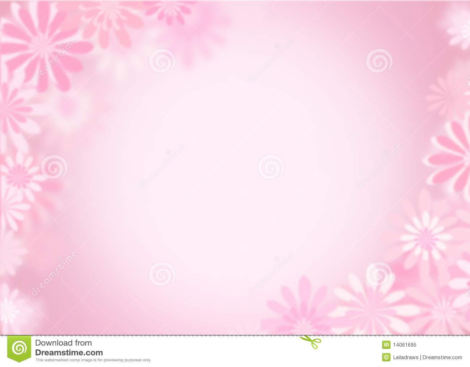 Rosafarbener Hintergrund Stock Abbildung Illustration Von