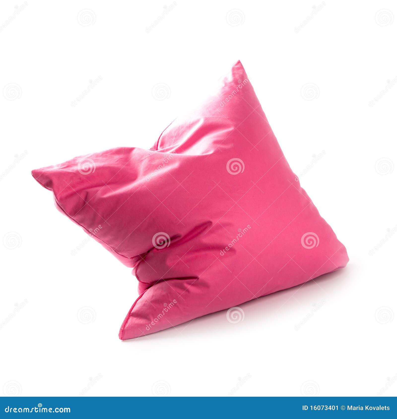 Rosafarbenes Kissen