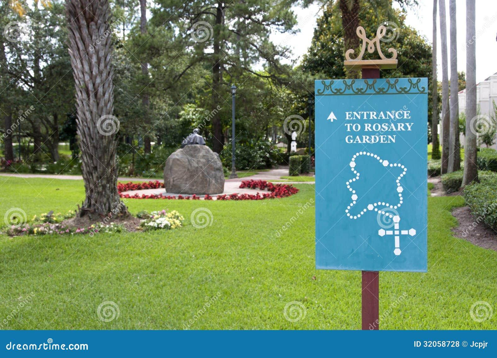 Rosary garden royalty free stock photos image 32058728 for Rosary garden designs