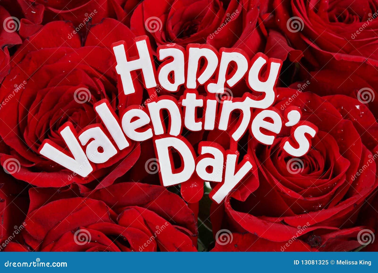 Rosas do dia dos Valentim