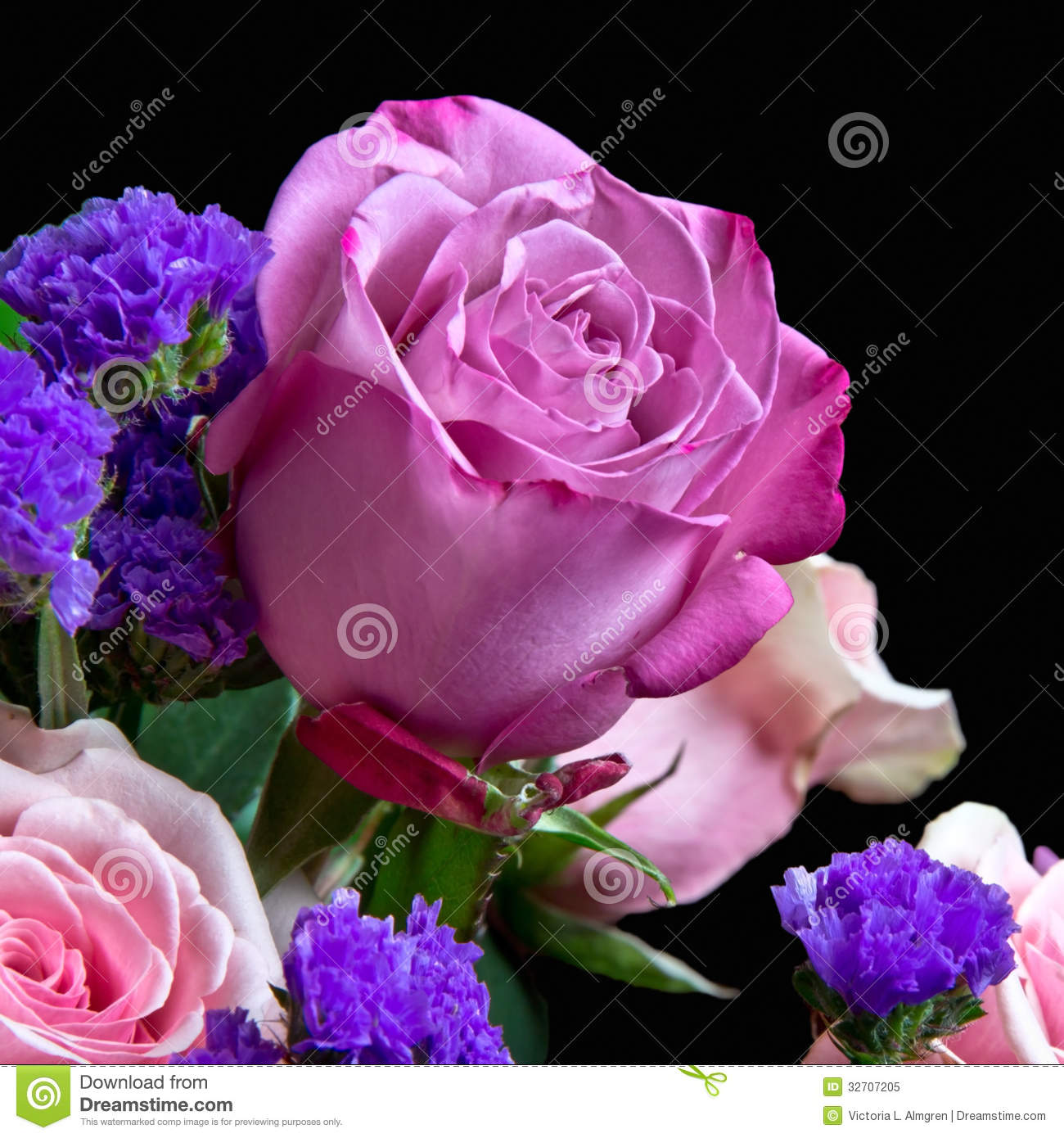 Rose Bouquet Royalty Free Stock Photo - Image: 32707205  One