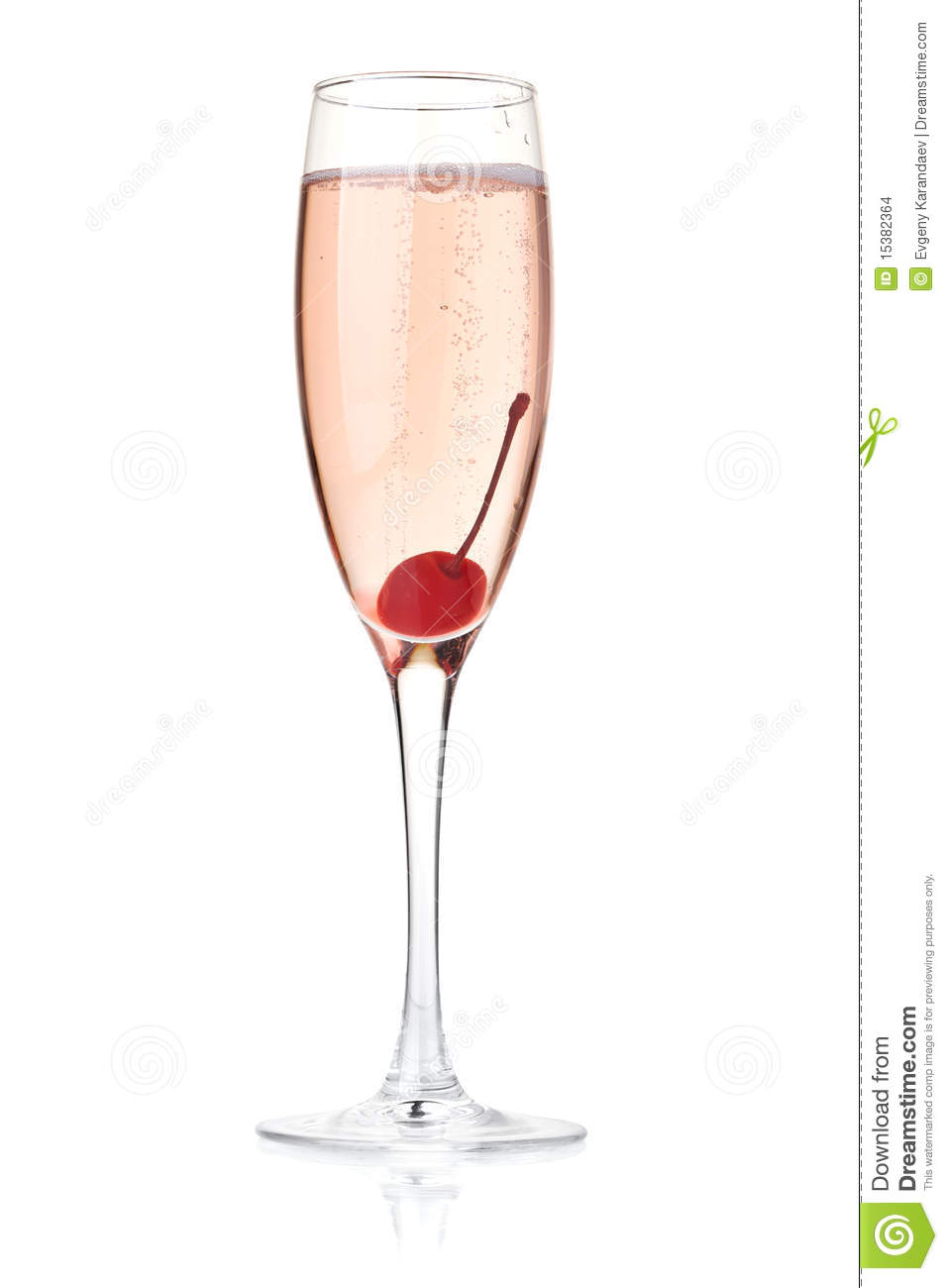 Rose champagne with maraschino stock images image 15382364 for What is rose champagne