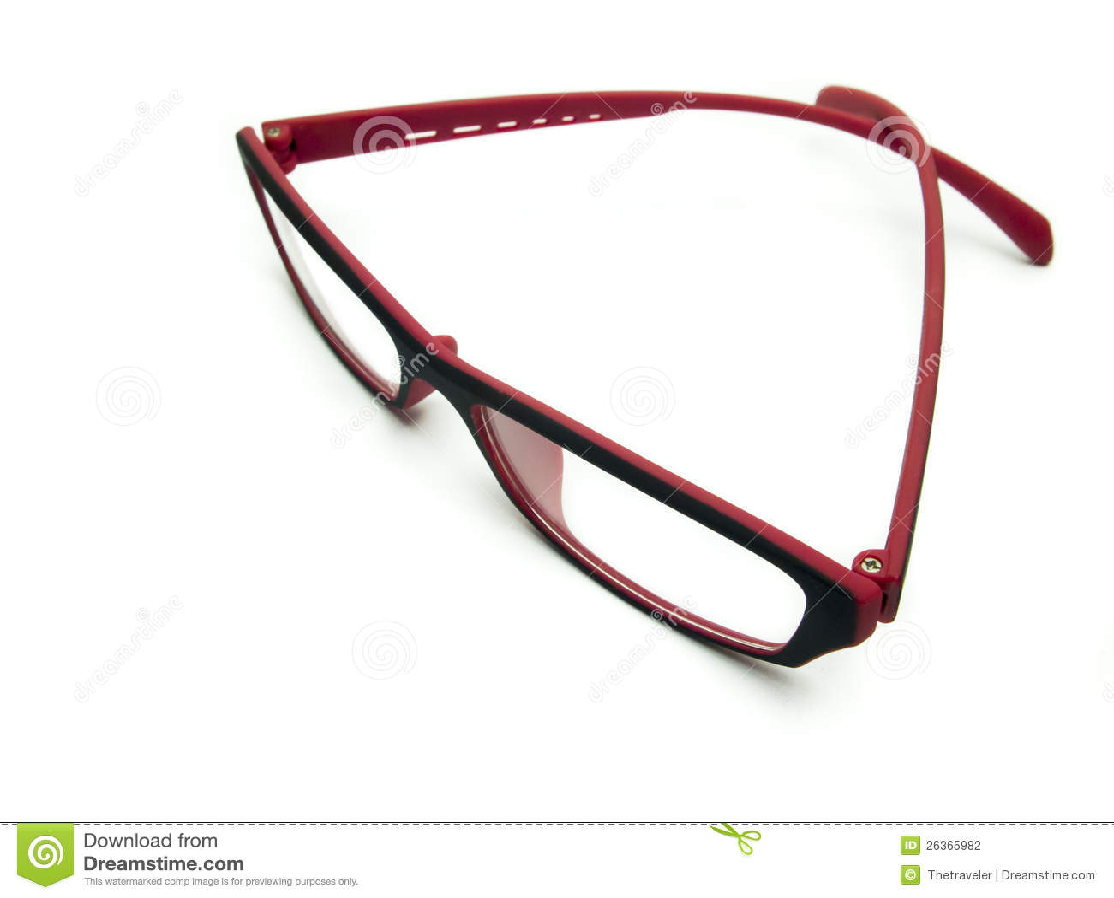 Rose-colored Gläser