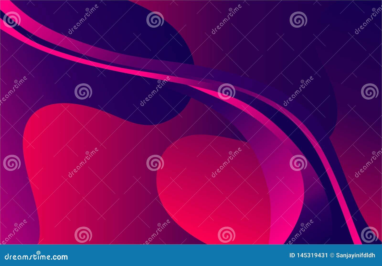 Rose d abr?g? sur vecteur et fond bleu de vague de couleur, papier peint