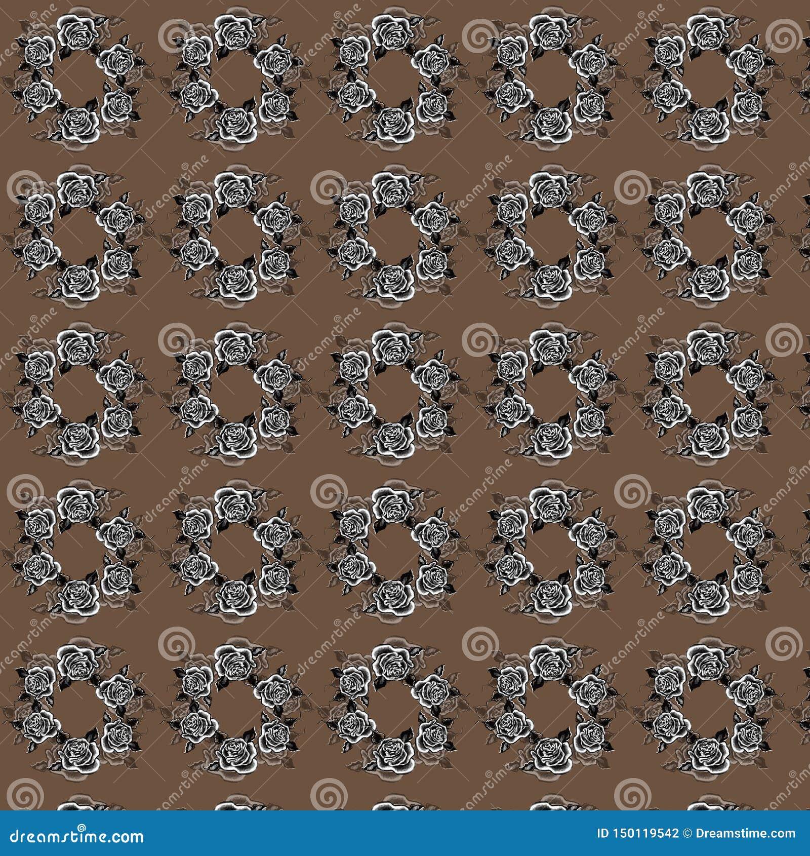 Rose Digital Paper Pack, rosas negras, boda, Scrapbooking, rosas, rosas del vintage