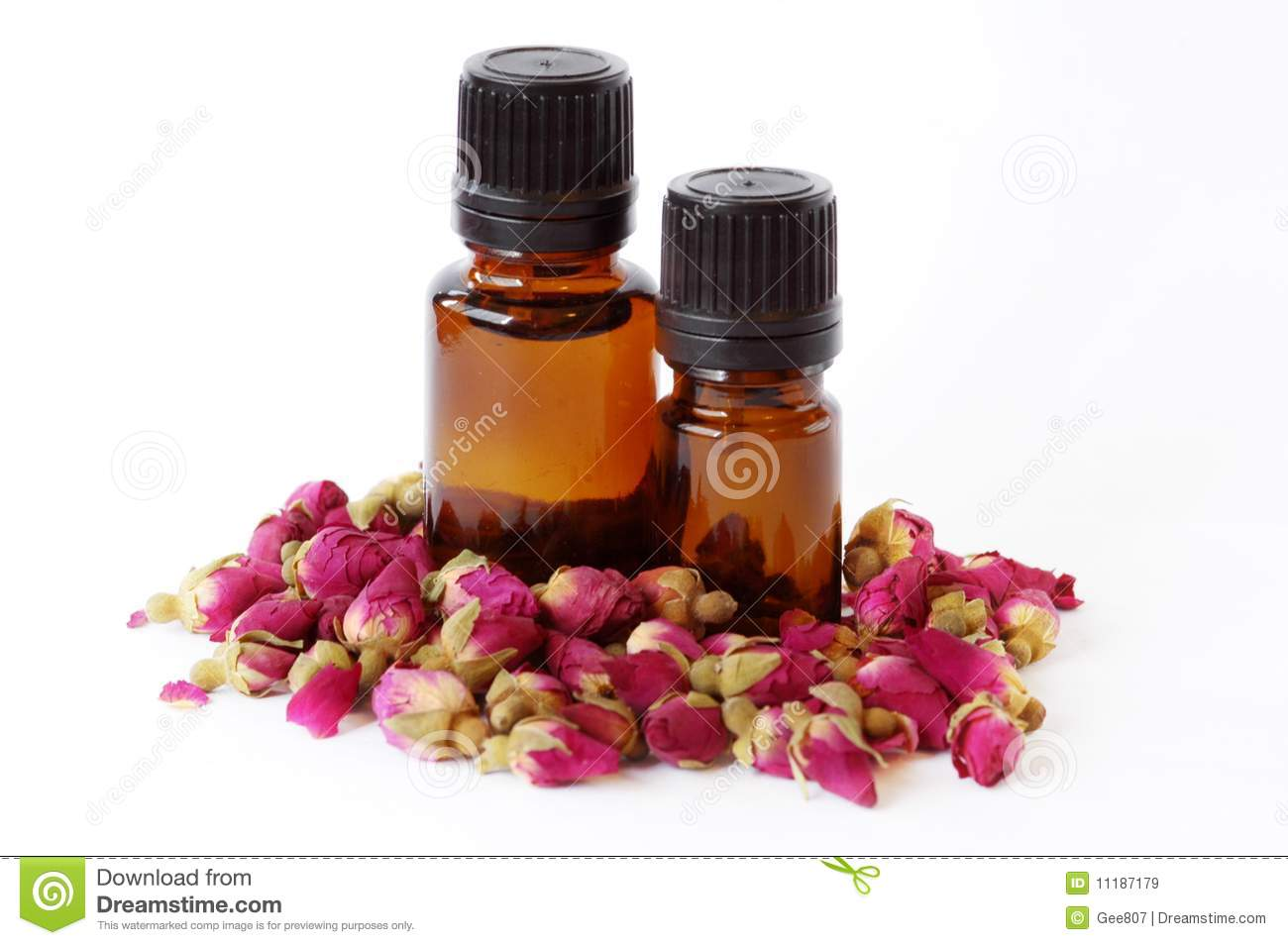 Rose Essential Oil Royalty Free Stock Images Image 11187179
