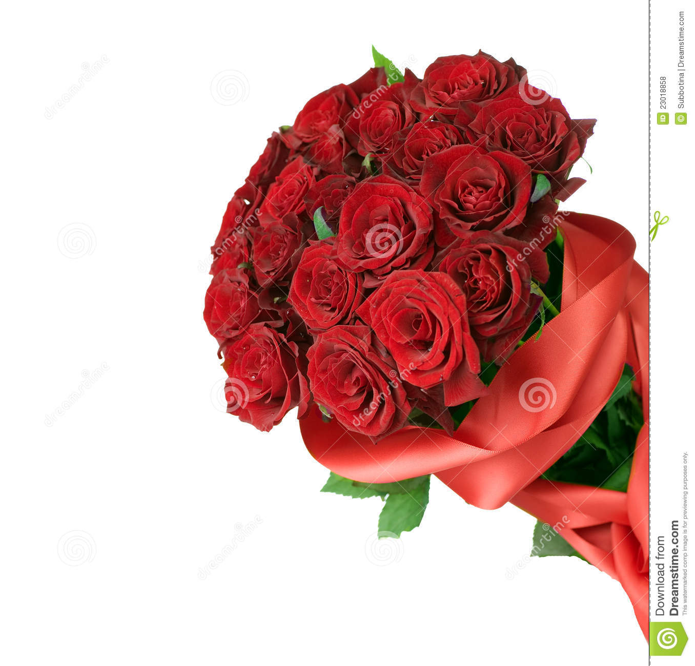 Rose Flowers Bouquet stock photo. Image of copy, floral - 23018858