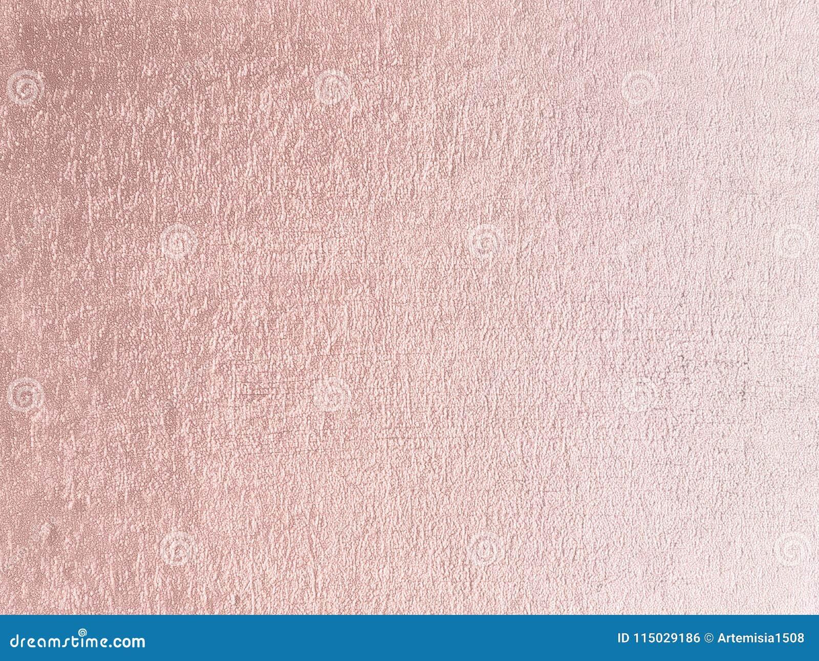 Rose gold background. Rose Gold metallic texture. Trendy templat