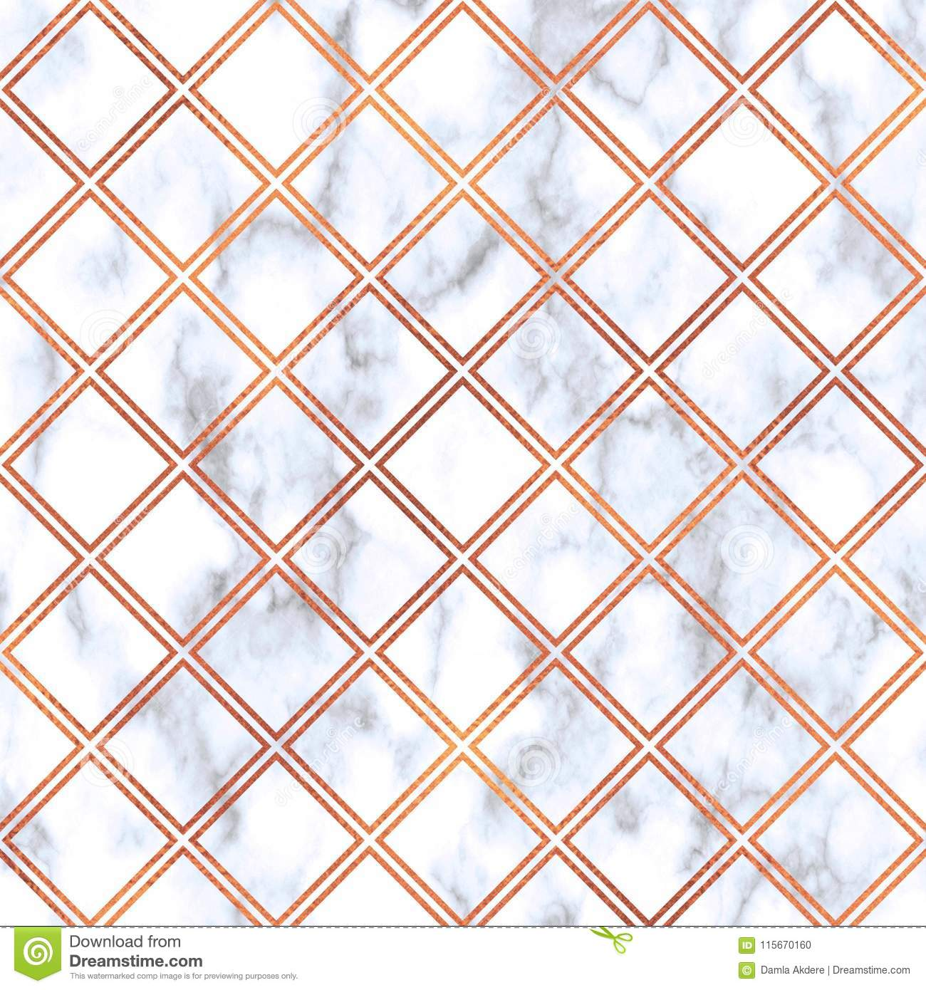 Rose Gold Square On Marble Background Rose Gold Texture Rose Gold