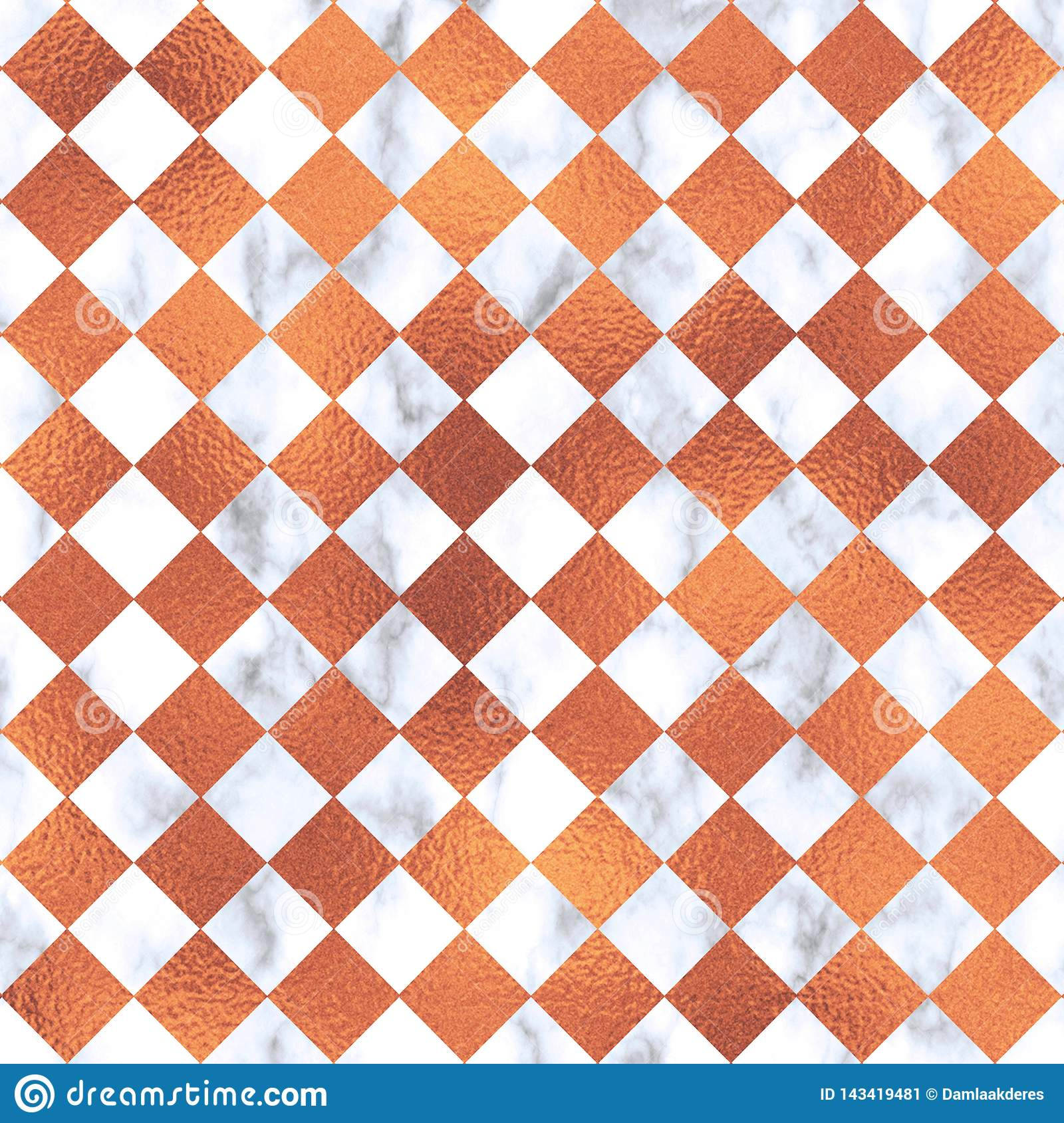 Rose Gold Geometric Pattern On Marble Background Rose Gold Texture Rose Gold Geometric Marble Pattern Rose Gold Marble Wallpaper Stock Illustration Illustration Of Pattern Geometric 143419481