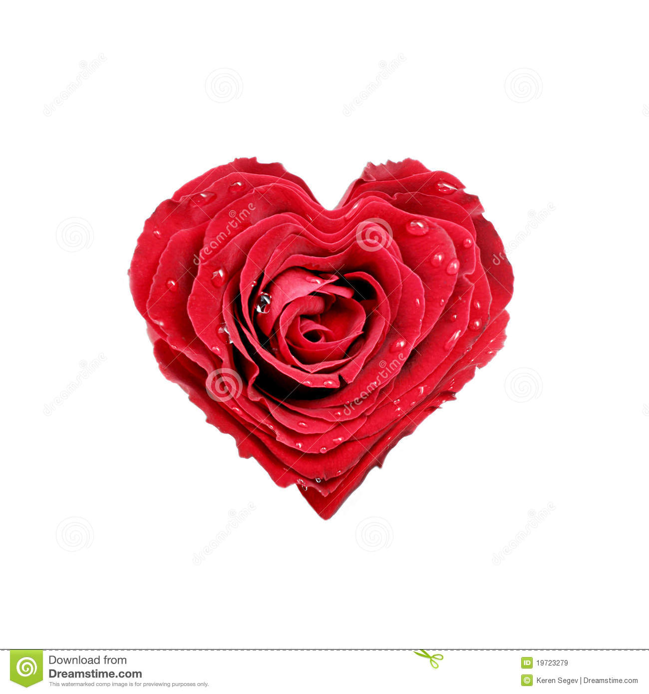 Rose heart royalty free stock images image 19723279 - Pics of roses and hearts ...