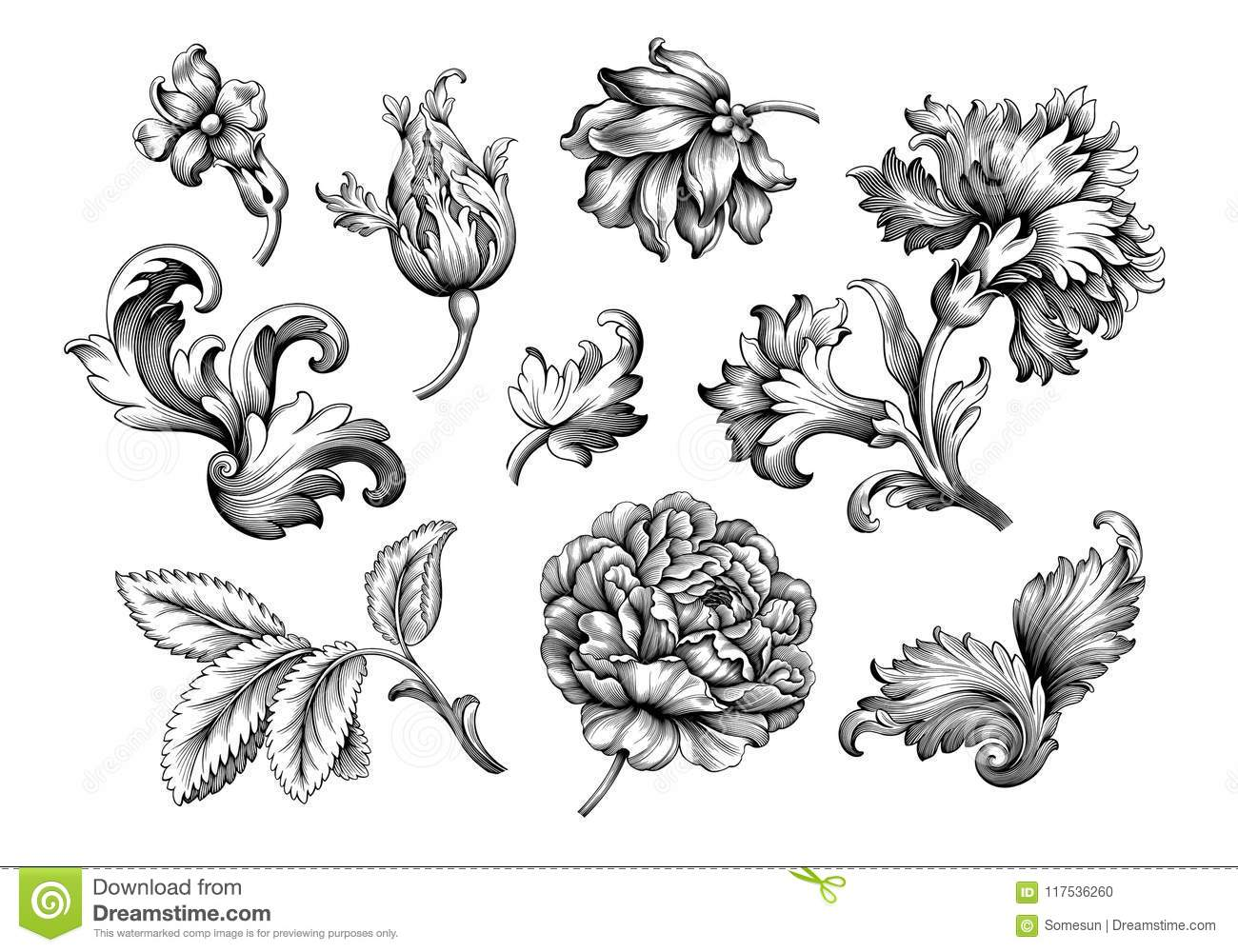 flower vector stock illustrations 876343 flower vector stock illustrations vectors clipart dreamstime