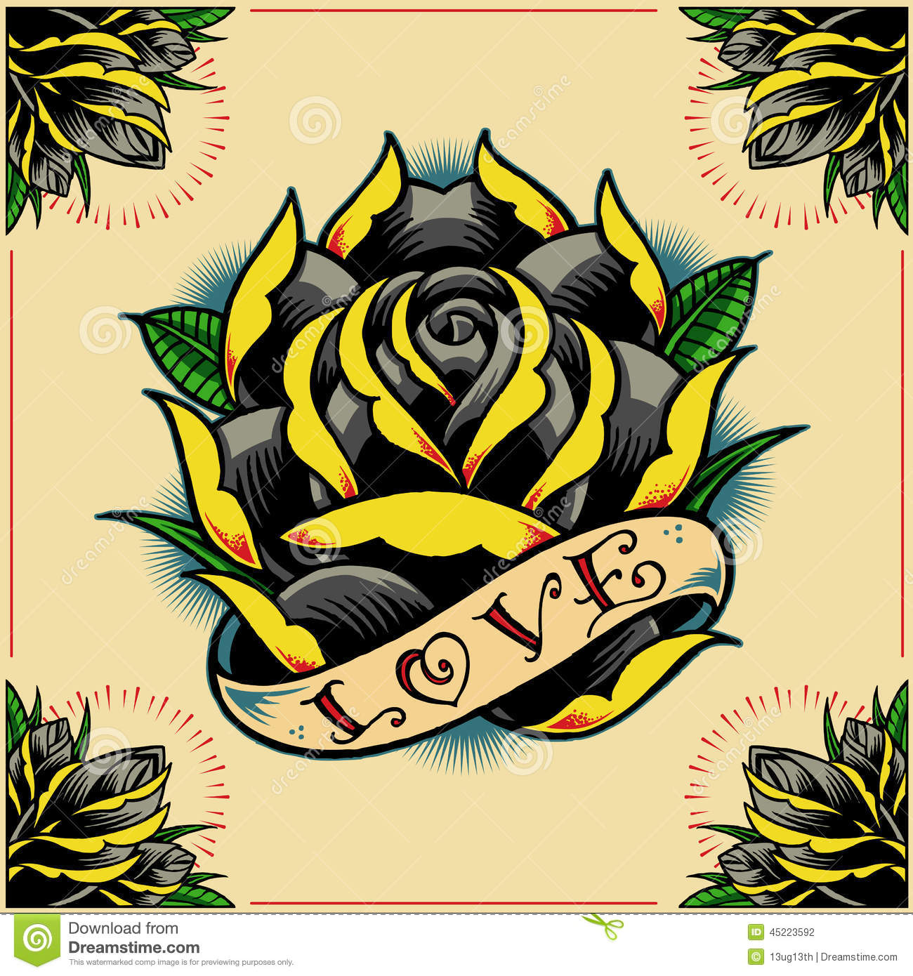 88341a81 68d6 4d4f A10d D671aaba3f16 also Stock Illustration Rose Ribbon Roses Frame Old School Tattoo Style Set You Guys Can Edit All Colors Yourself Image45223592 additionally Tattoodrawings moreover Crataegus Laevigata Paul S additionally Rose tattoo. on dead rose design