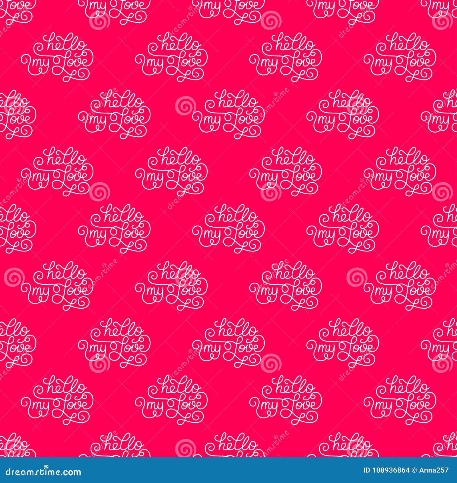 Rose Rouge Fond Sans Couture De Modle D Expressions Romantiques Calibre Pour Une Carte Visite
