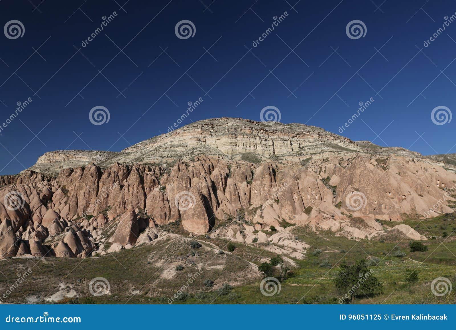 Rose Valley dans le village de Cavusin, Cappadocia