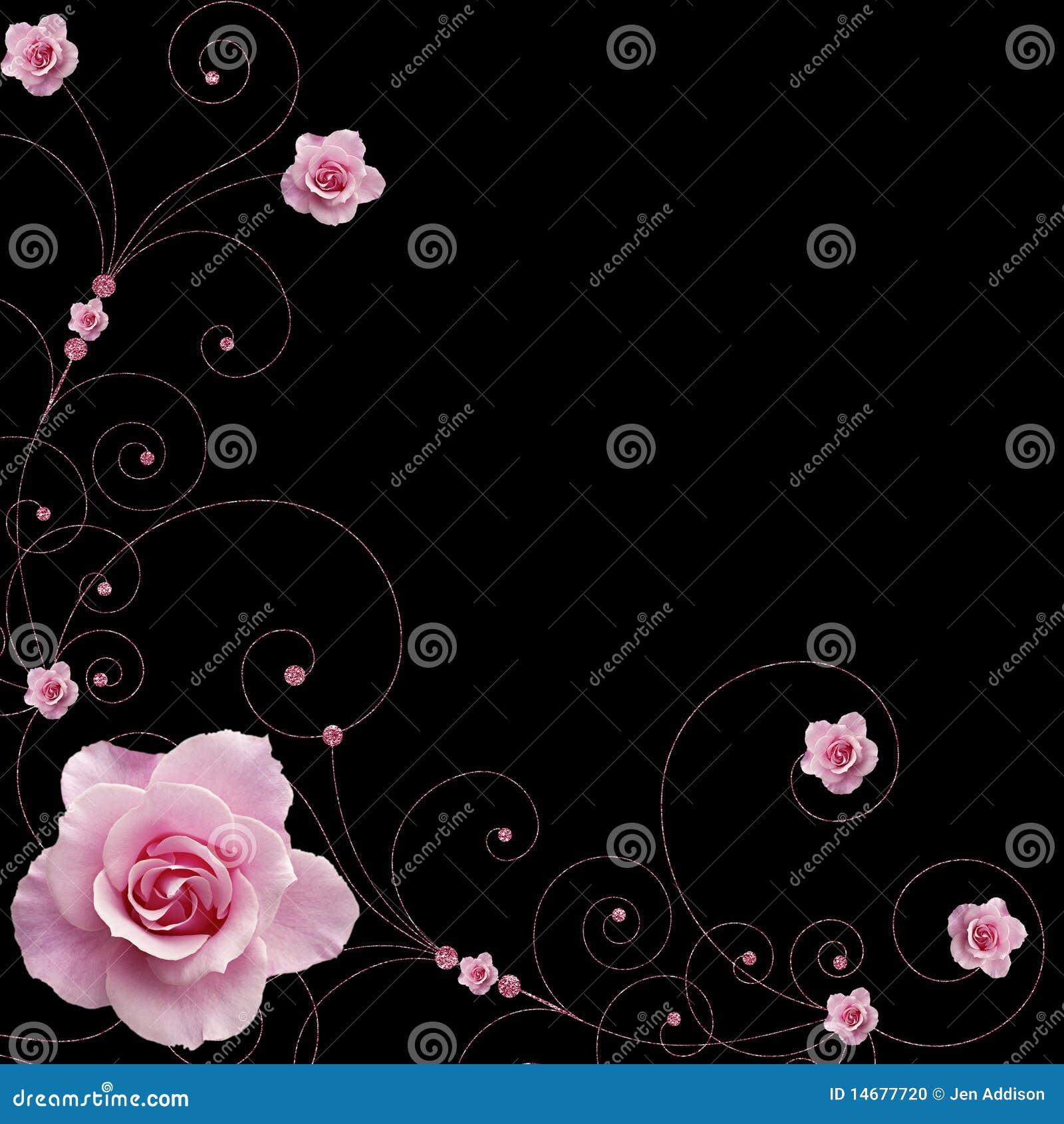 Rose y vector de los remolinos