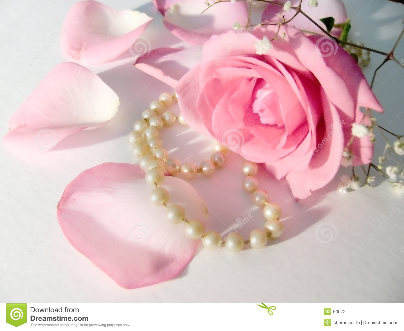 roses and pearls - photo #43