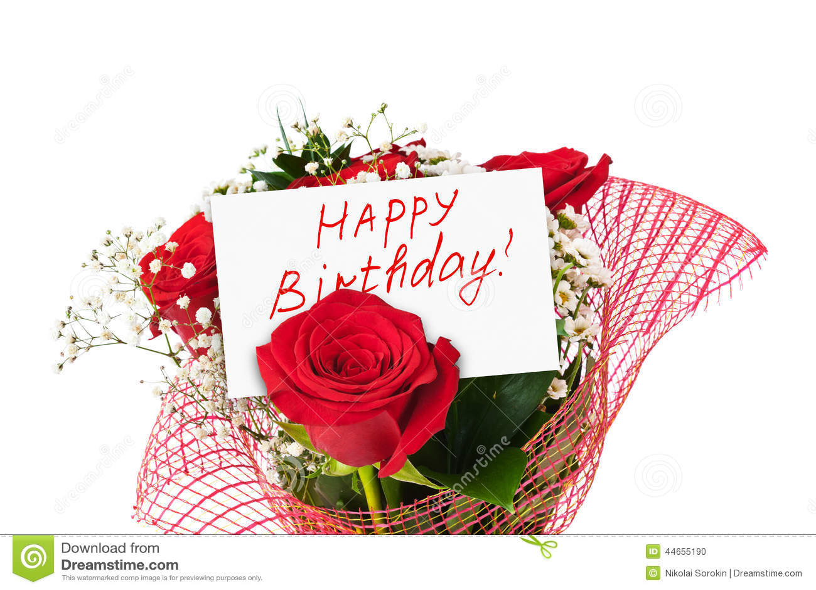 Roses and card happy birthday stock image image of happiness roses bouquet and card happy birthday stock photo izmirmasajfo