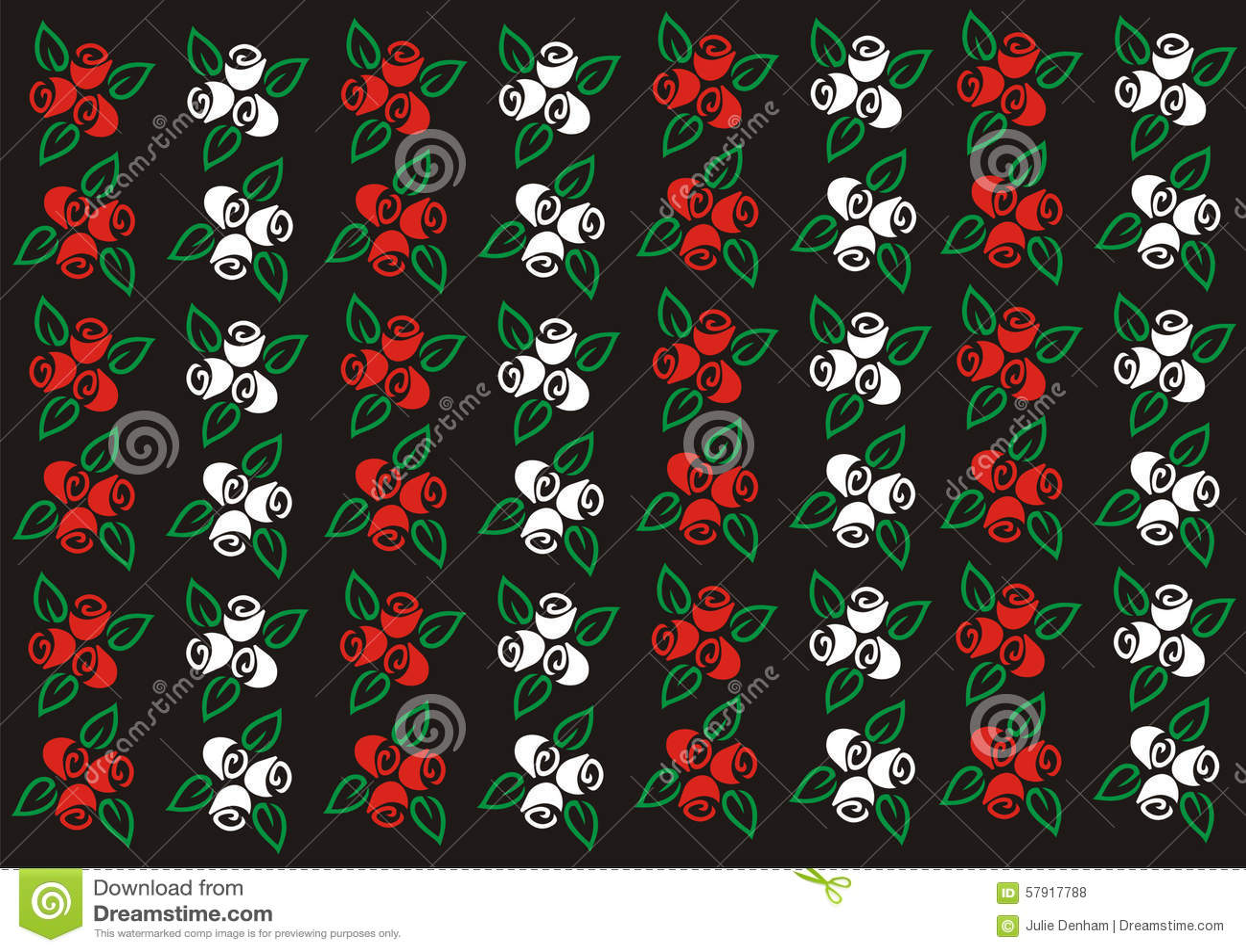 Roses Flowers Wallpaper Background Stock Photo Image Of Flower