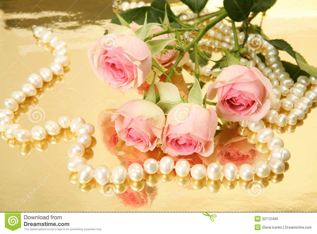 roses and pearls - photo #26