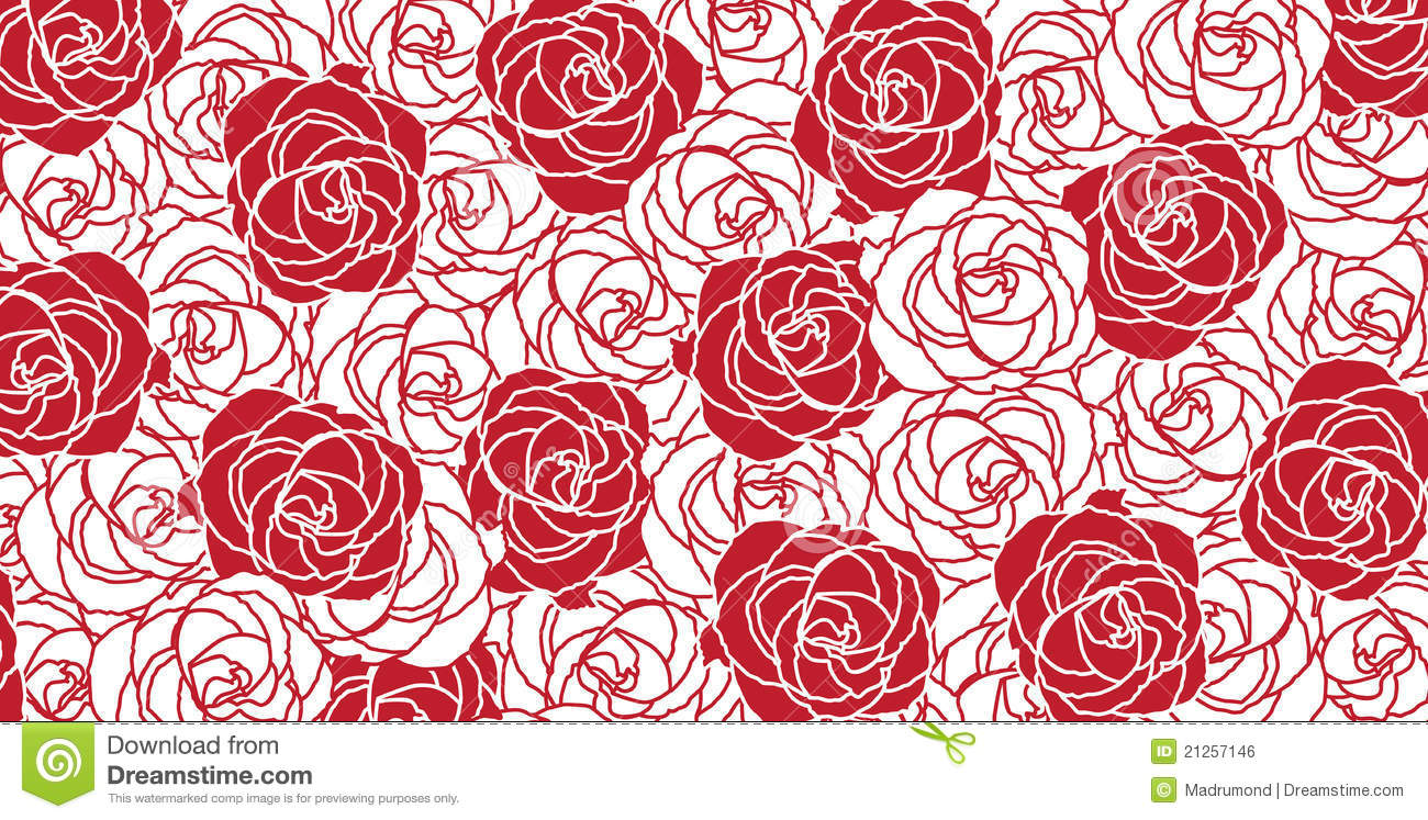 Roses Texture Royalty Free Stock Image - Image: 21257146