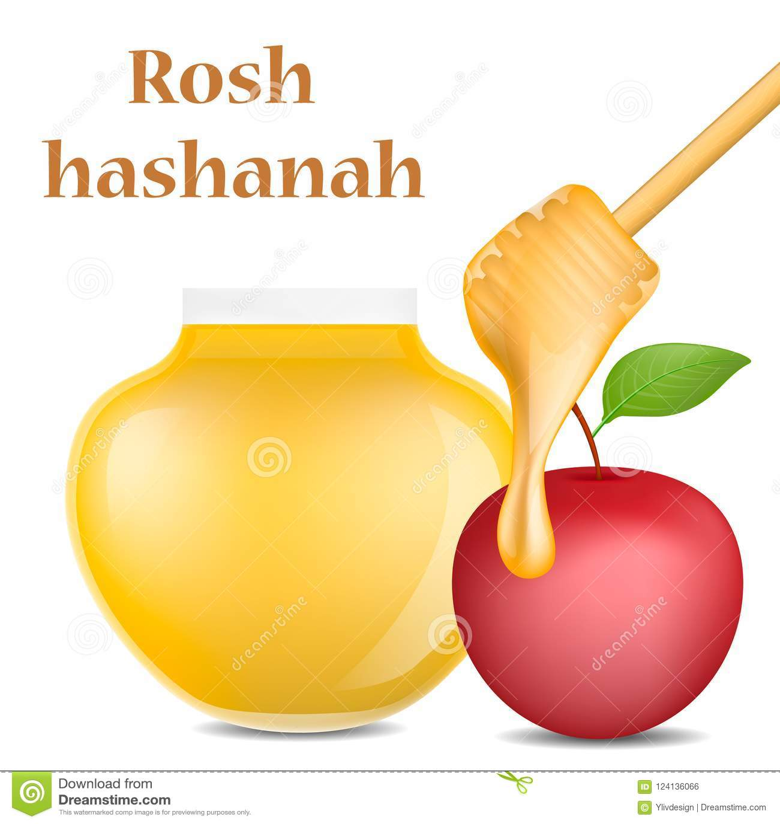 Rosh hashanah犹太宗教概念背景,现实样式