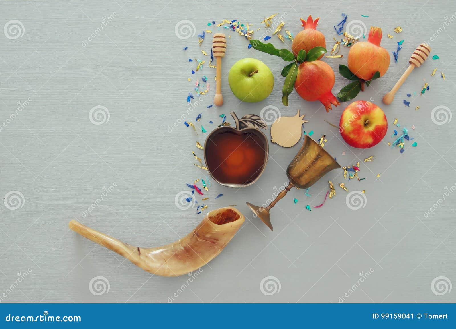 Rosh hashanah & x28; żydowski nowego roku holiday& x29; pojęcie