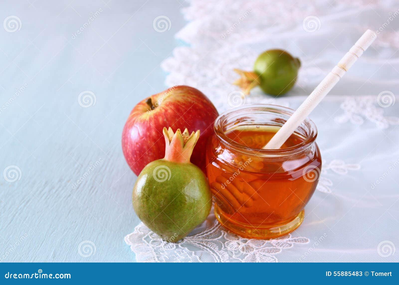 Rosh Hashanah Stock Photo Image 55885483