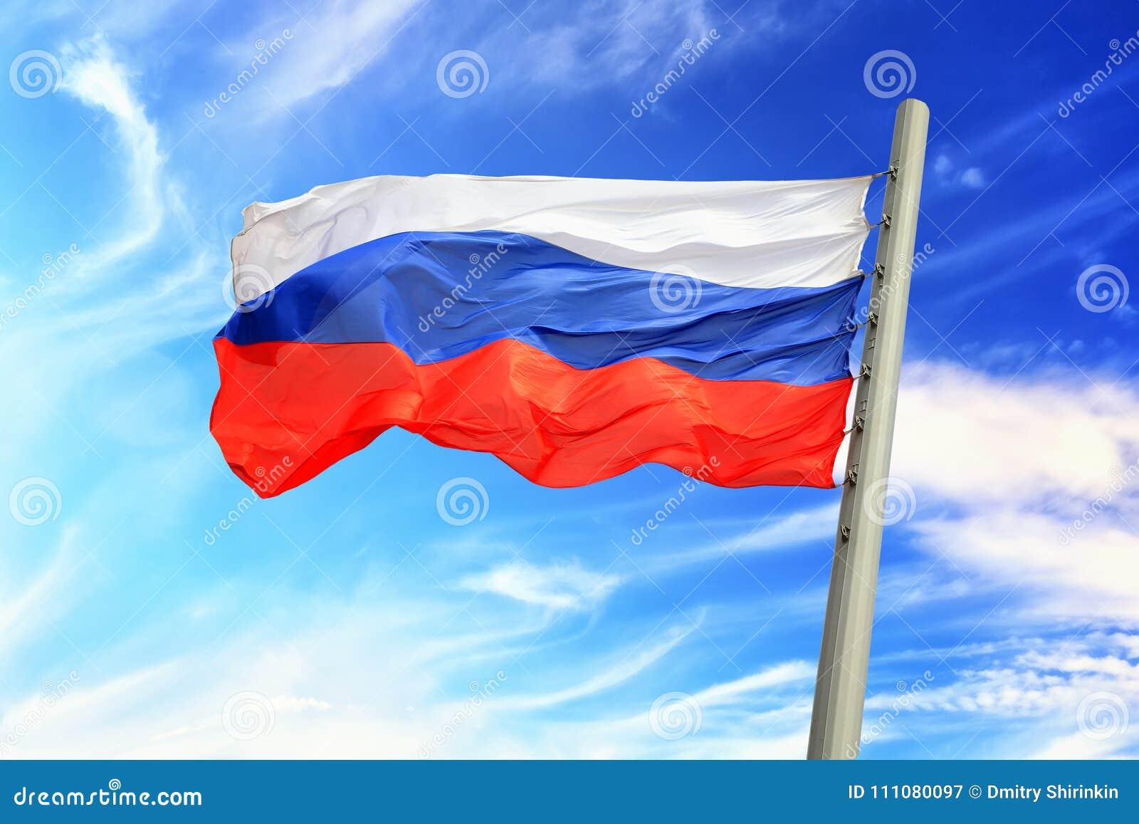 Rosjanin flaga