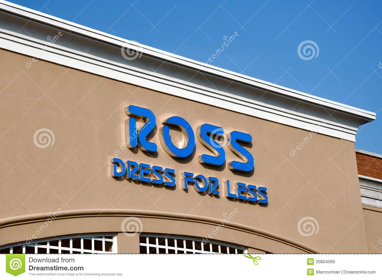 fd061295a Falls Church, VA, USA - August 19, 2011: Ross Dress for Less sign. Ross  Stores, Inc. (NASDAQ: ROST) is a chain of American off-price department  stores ...