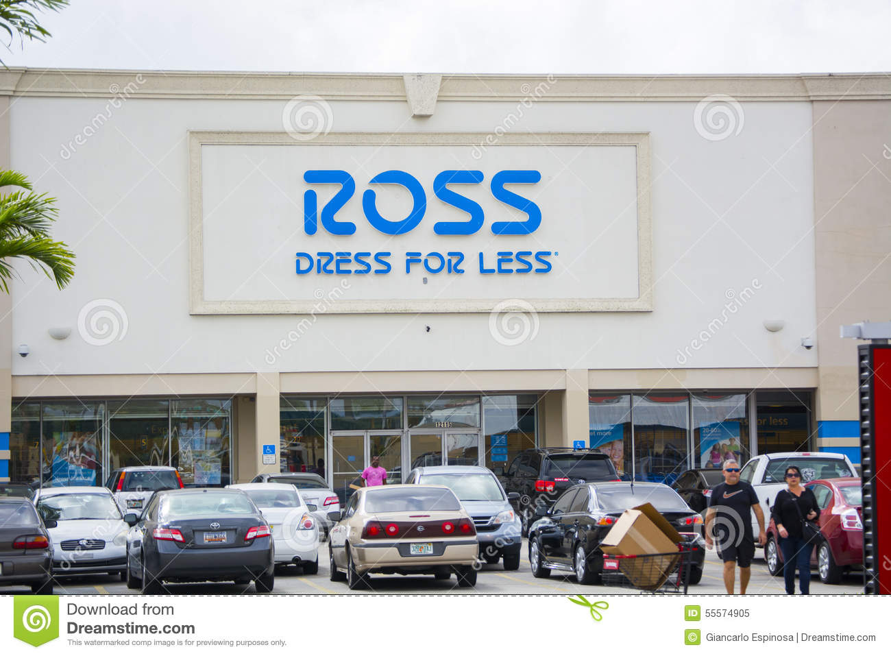 bc052b447b5 Outside view Picture of Ross store in Miami