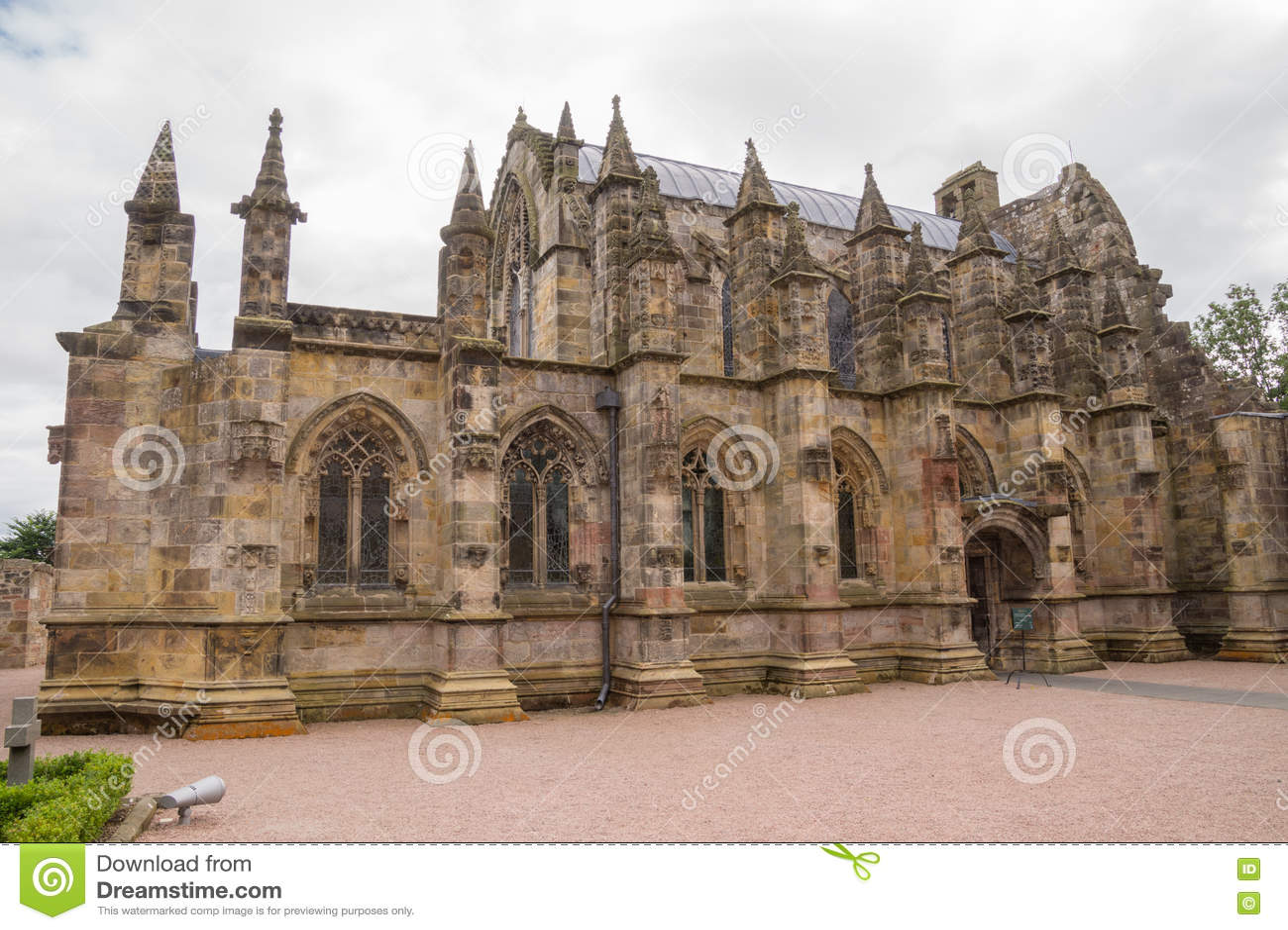 Rosslyn-Kapelle, Roslin, Schottland
