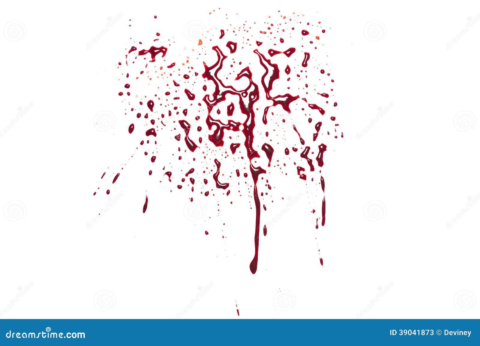Rosso Sangue Schizzi F...