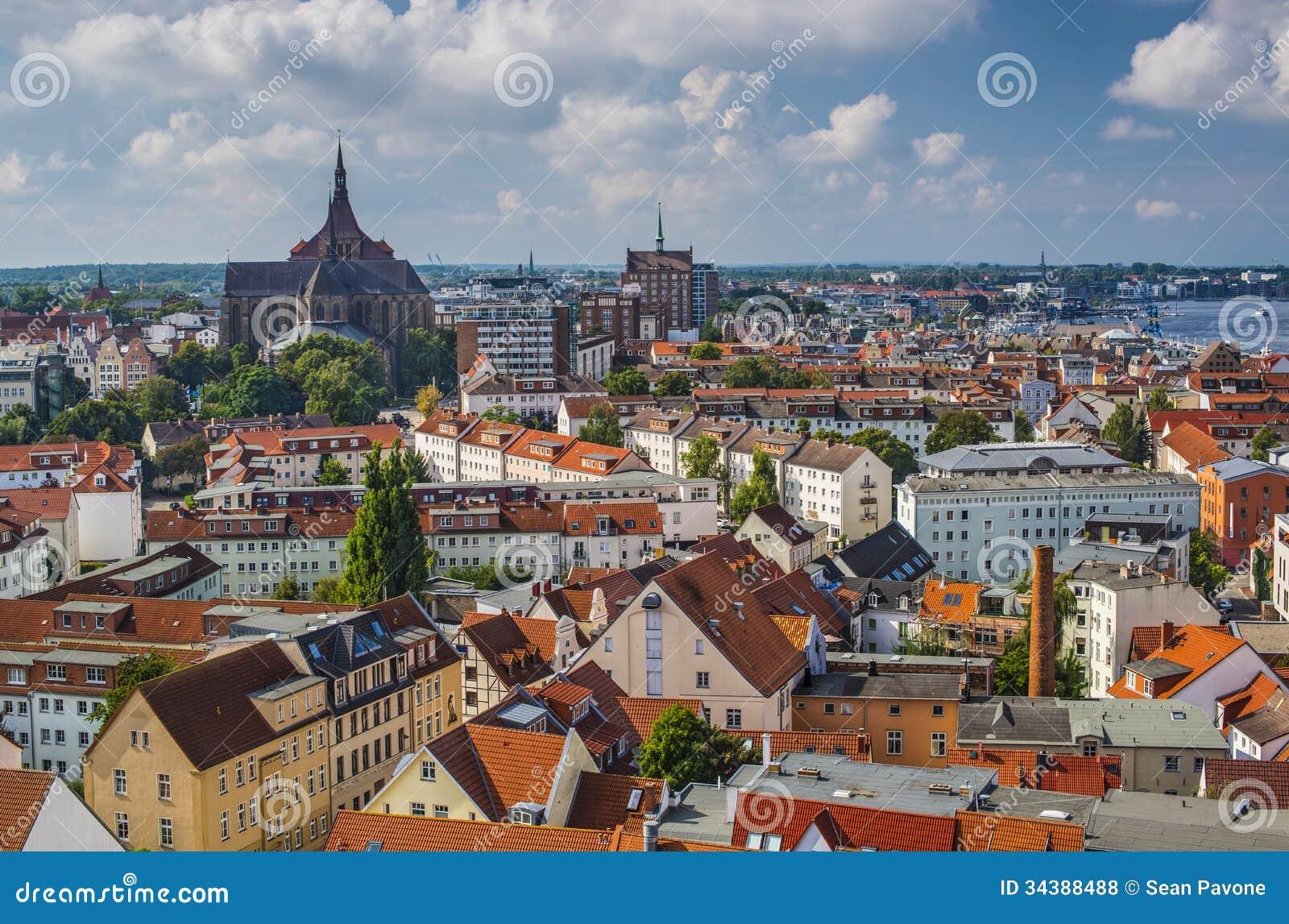 Rostock Germany  city photos gallery : Rostock Germany Royalty Free Stock Photos Image: 34388488