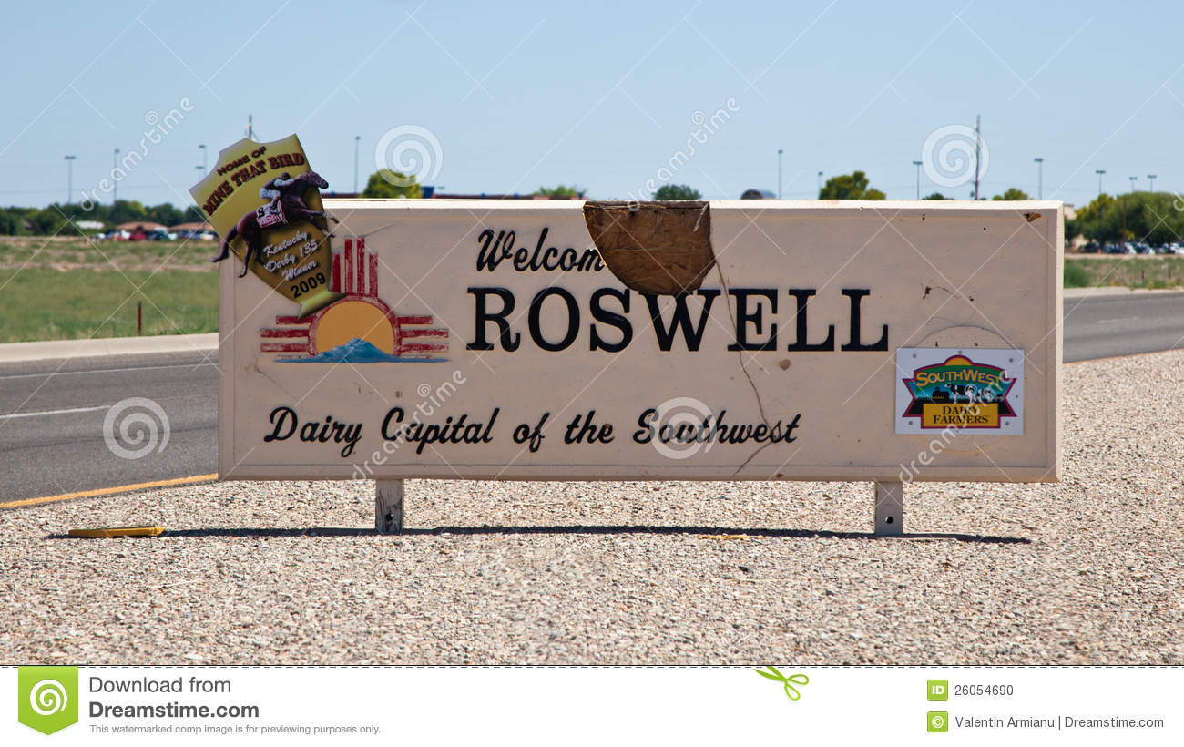roswell the ufo capital of the world