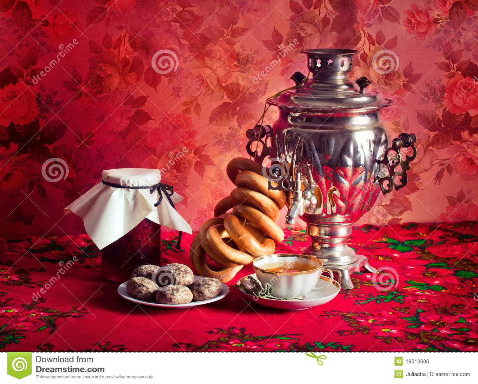 Rosyjska herbata