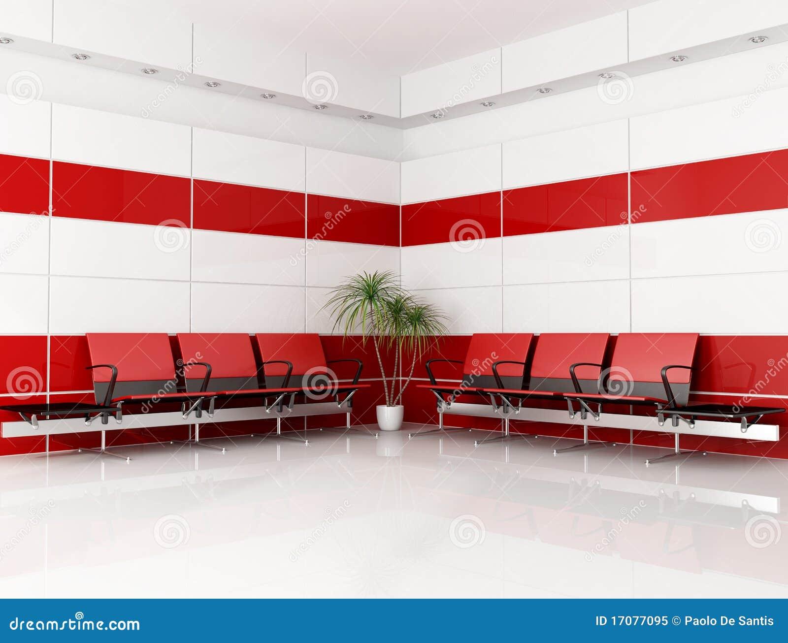 Rot- und weißerwarteraum
