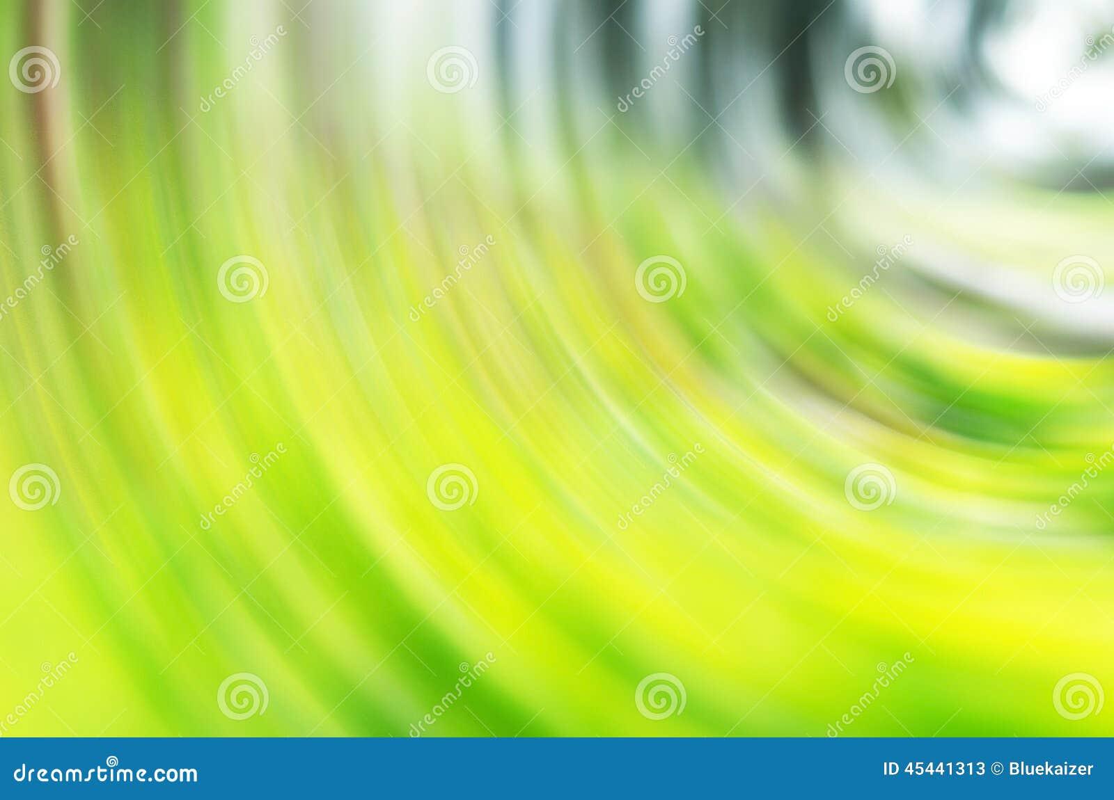 Rotação verde do sumário do tom